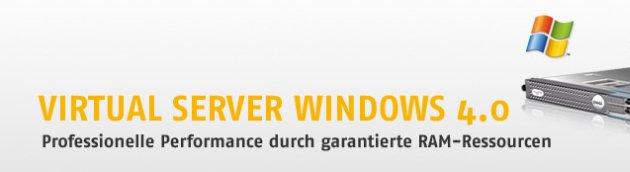 Post image of Host Europe vServer Windows L 4.0