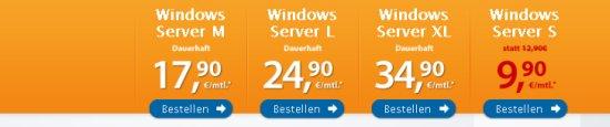 Post image of Strato Windows vServer L